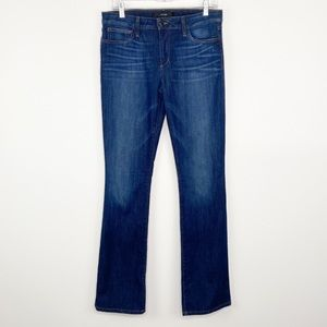 Joe's Slim Mini Bootcut Jeans
